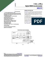 ADXL375 example