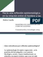 Clase 1 Epistemologia 2013