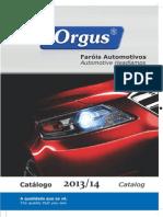 Catalogo Geral 2014 orgus