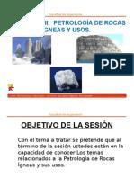 Clase -Descripcion Rocas Igneas