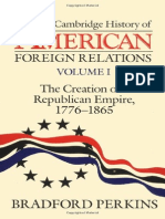 The Cambridge History of American Foreign Relations, Volume 2