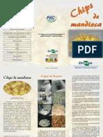 Chips Mandioca