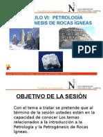 Clase -Petrología - Petrogenesis de Rocas Igneas