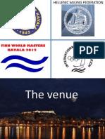 Nautical Club of Kavala Final October 2014