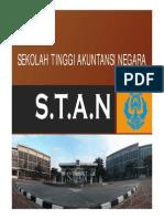 Profil Sekolah Tinggi Akuntansi Negara