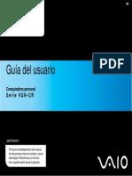 Guia Usuario Sony Vaio Vgncr400-500_la