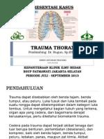 Trauma Thorax