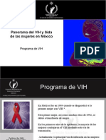 Mujeres y VIH.ppt