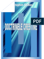 Doctrinele Crestine-dr Stephen Etches