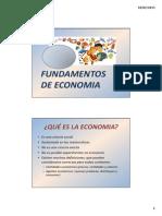 Presentacion Fundamentos de Economia