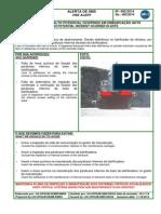 Alerta de SMS 082 2014.