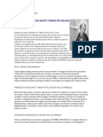 Tratado de Los Angeles Santo Tomas de Aquino