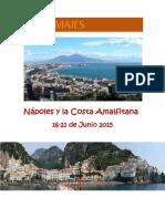Nápoles y La Costa Amalfitana-junio 2015