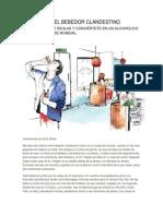 El Manual Del Bebedor Clandestino