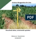 Revista Eletrônica Bragantina On Line - Fevereiro/2015