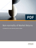 AM Non-Normality of Market Returns