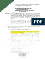Hawaii DHS Voc Rehab Report on Stim Funds 111309