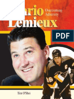 Tim O'Shei-Mario Lemieux (Overcoming Adversity) (2001)
