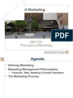 MKTG 1 - Overview of Marketing - Key Slides