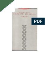 Henry Corbin - Historia de La Filosofia Islámica