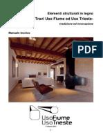 Manuale Tecnico Uso Fiume Uso Trieste 2013