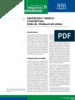 Marco Conceptual de Negocios Inclusivos de  AVINA