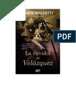 Bussotti Fabio - La Envidia de Velazquez