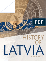 History of Latvia Brief Survey