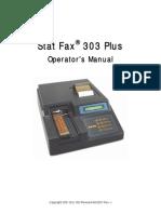StatFax Manual En