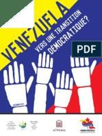 Venezuela vers une transition Démocratique?