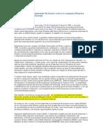 Sebrae- Planejamento Fiscal- Imposto Tributo- Mto Bom