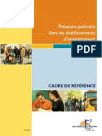 Reference material for Quebec schools