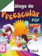 Catálogo Material Preescolar Trillas 2014