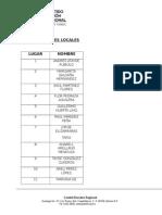Lista de diputados plurinominales del PAN