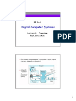 Lecture 2 Digital Computer Systems