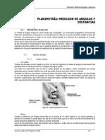 Capitulo 3. Planimetria Medicion de Angulos y Distancias