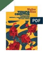 202855393 Terapia Cognitiva Walter Riso
