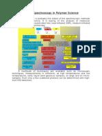 IR-Spectroscopy in Polymer Science