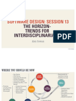 Software Design Session 13