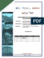 Procedimiento de granallado y pintado CHILCA - I+C (ARD) Rev00.pdf