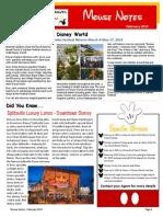 homt newsletter february 2015