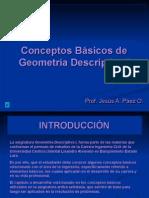 Geometria Descriptiva JesusPaez