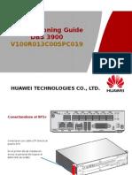 Comisionamiento DBS3900 Huawei