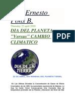 Tierra vs Cambios
