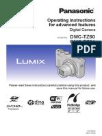 Panasonic TZ60 Operating Instructions (English)