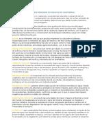 Resumen Realidad Ecologica de Guatemala