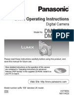 Panasonic TZ60 Basic Operating Instructions