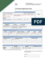Application Form MT2015