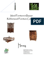 Rubber Wood Catalog