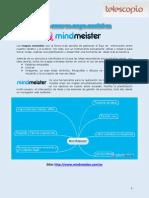 Manual de Mindmeister